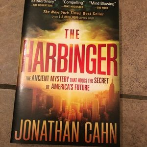 SALE 7/$20 new Harbinger  book